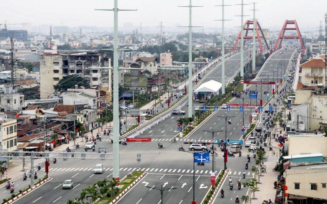 5 con đường đẹp và tốt nhất ở TP Hồ Chí Minh