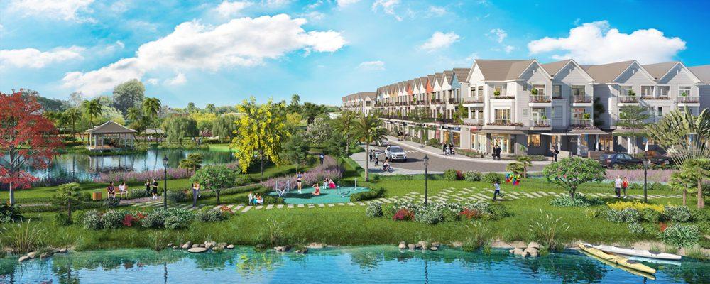 Dự án nhà phố, biệt thự sinh thái Park Riverside Premium – Quận 9