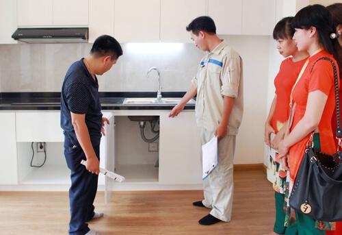 [5 lưu ý] trước khi ký nhận bàn giao căn hộ chung cư